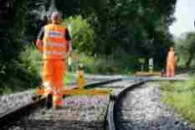 new railway line survey